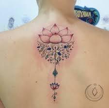 chandelier inspired tattoo