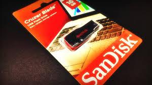 <b>USB Flash SanDisk</b> Cruzer Blade <b>16Gb USB</b> 2.0. Обзор и ...