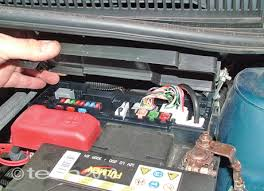 fuse box in citroen c1 fuse wiring diagrams online