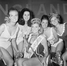 OLD PHOTO Miss England Beauty Contest Winner 1968 Jennifer Summers 3 | eBay