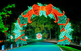 Callaway Lights Guide To Fantasy In Lights At Callaway Resort Gardens
