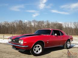 CHEVY CAMARO SS TRIBUTE GM 67 68 69 70 71 72 73 Z28 RS