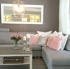 awesome grey sofa decor wall color modern ideas