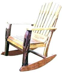 rustic outdoor rocking chairs rustic rocking chair cushions high back outdoor chair cushion best outdoor wooden