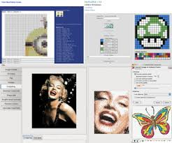 Perler Bead Pattern Maker Interesting 48 Free Perler Bead Pattern Makers Hative