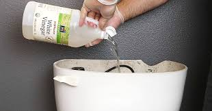 26 use vinegar in your toilet tank for