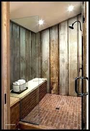 showers metal shower stall sheet jobs awesome iii in x corner corrugated metal shower stall