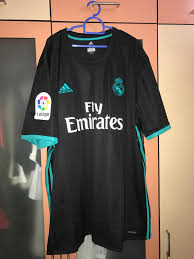 A wide variety of real madrid away jersey options are available to you, such as feature, supply type, and sportswear type. Real Madrid 2017 18 Isco 22 Away Kit Hala Madrid