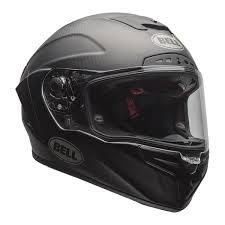 bell race star motorcycle helmet