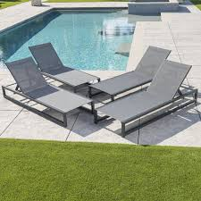 reclining chaise lounge. Husman Reclining Chaise Lounge L
