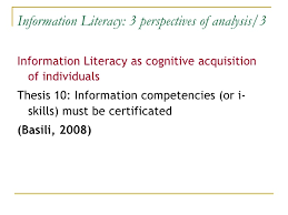 information literacy in lifelong learning  8