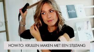 Krullen Maken 12 Krullen Maken Met De Action Krultang Youtube