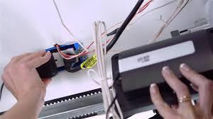 iris garage door controller pairing and setup
