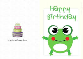 Happy Birthday Card Printable Template Birthday Card Maker Online Free Printable Pop Up Templates