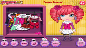 baby barbie monster high costumes dress up game baby barbie new games you