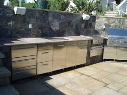 stainless steel outdoor kitchen. Stainless Steel Outdoor Kitchen Cabinets
