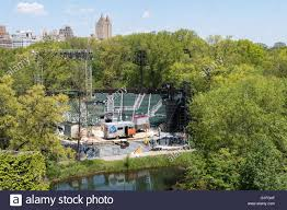 Delacorte Theater Seating Chart Central Park City Park Open Air Theater Stock Photos City Park Open Air