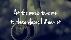 Music Quotes About Dreams. QuotesGram via Relatably.com