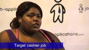 target interview cashier 3