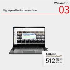 Máy Tính Bảng 512gb / 1t Hỗ Trợ Thẻ Nhớ Tf Micro An Toàn Cho Xe Hơi - Thẻ  nhớ máy ảnh