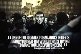 Anonymous On Twitter Anonymous Movements Quotes For You To Save Beauteous Anonymous Quotes About Life
