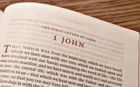 Image result for epistle of first John