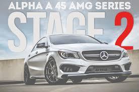 Il prezzo per l'italia parte da 55.966,19 € (iva inclusa e messa su strada esclusa). Alpha A45 Amg Stage 2 Performance Package Amsperformance Com