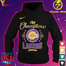Cheer for the lake show and celebrate your lakers with premium los angeles lakers hats and apparel. Official Los Angeles Lakers Nba Champions Championship 2020 Shirt Hoodie Sweater Long Sleeve And Tank Top