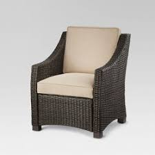 wicker patio chairs. Simple Patio Belvedere Wicker Patio Club Chair  Threshold With Chairs O