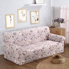 Floral Pattern Sofa Interesting Decorating