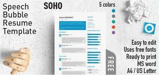 Edit Resume For Free Free Editable Resume Templates Free 20 Edit Resume Templates