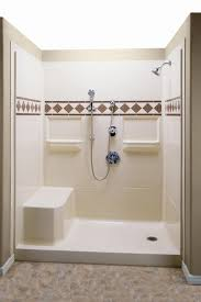 bathroom shower chair home depot stalls with seats enclosures kits tub and combo corian