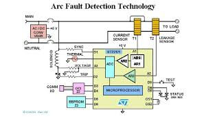 arc fault breaker wiring diagram arc image wiring warm afci breakers internachi inspection forum on arc fault breaker wiring diagram