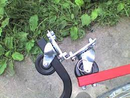 trailer coupler bicycle