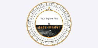 5 Inch Date Finder Wheel This Slim Access Anywhere Wheel