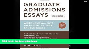 graduate admissions essays law school admission essay samples  popular book graduate admissions essays fourth edition write 00 16