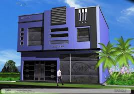 Modern Office Building Design Custom Modern Commercial Building Designs And Plaza Front Elevation