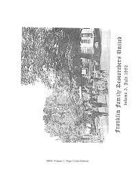 FFRU Volume 3 - Page 1 (2nd Edition)