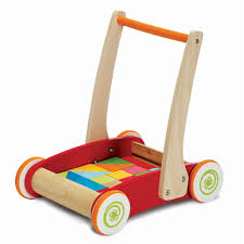 wooden walker red com