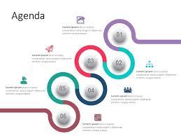 Business Agenda Business Agenda Powerpoint Template 2 Agenda Powerpoint