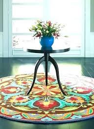 10 foot indoor outdoor rugs ft round rug popular navy area r luxury