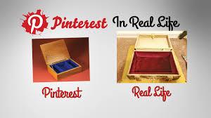 diy jewelry box interior in real life