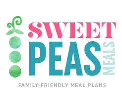 sweet peas meals family friendly meal plans