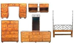 Bedroom Set Henredon Next Vintage Furniture