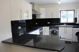 Black Tiles Kitchen Designs ...