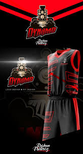 Logo Design Basketball Jersey 30 Awesome Basketball Team Logo And Identity Designs