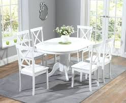 round extending dining table 4