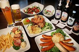 Image result for images of food and beer