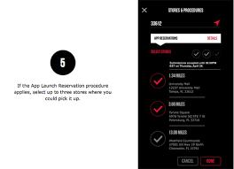 Foot Locker Size Chart Clothes Foot Locker Unveils New App Launch Reservation Procedure