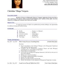 Creative Latest Style Of Resume Also Cv Or Resume Sharelatex